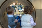 Parents see a tunnel.  Toddlers see an entrance to magic and wonder!