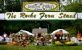 The Roche Farm Stand in North Andover, MA will transform the basketball court in to a fall festival.