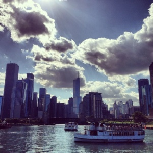Chicago is known for its impressive water ways, breathtaking architecture and bridges.  A boat tour is a must when visiting the city.